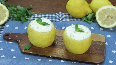 Crema al limone: il dessert fresco per le sere d'estate!