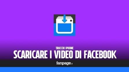 Come scaricare i video di Facebook su iPhone e iPad