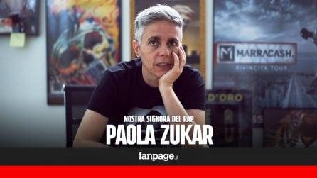 """Da Fibra a Marracash, il rap raccontato da Paola Zukar: """"Lotto da vent'anni contro i pregiudizi"""""""