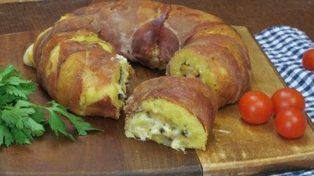 Bolo salgado de bacon: faça um prato fácil e gostoso em poucos passos!