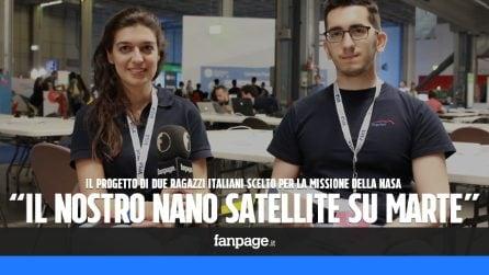 Argo Moon, il satellite che andrà su Marte progettato da due giovani ingegneri italiani