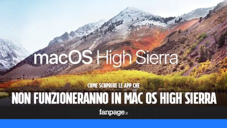 Con mac OS Sierra Apple abbandonerà le app a 32-bit: come scoprire quali non funzioneranno