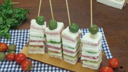 Tartine multicolore: il modo per portare gusto e colore a tavola!