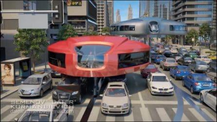 Addio a tram, autobus e filobus: ecco il futuro dei mezzi di trasporto