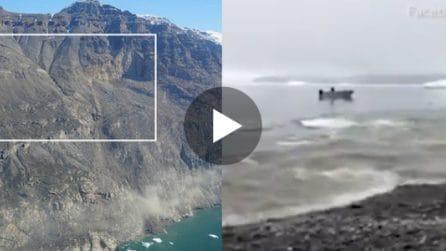 Tsunami in Groenlandia, onda di 90 metri: la più alta mai registrata