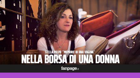 """Cosa c'è nella borsa di una donna? Stella Pulpo """"Memorie di una Vagina"""""""