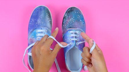Come pulire le scarpe da ginnastica bianche? Tutti i trucchetti!