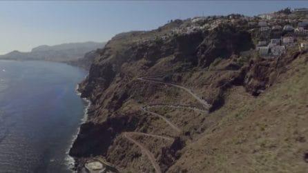 Madeira in 4k, la varietà dei paesaggi sull'isola portoghese è fantastica
