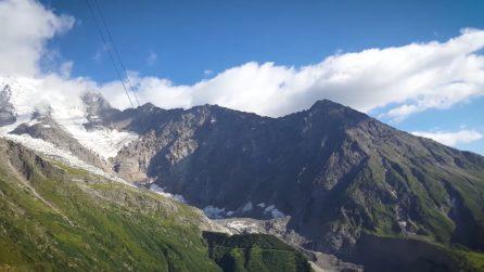 La meraviglia del Monte Bianco: una gita mozzafiato tra paesaggi fantastici