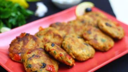 Salmon cakes: for a quick and healthy dinner!