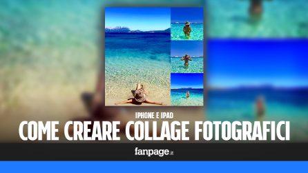 Come creare collage fotografici con iPhone e iPad