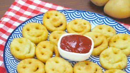 Faccine di patate: il contorno divertente che farà impazzire grandi e piccini!