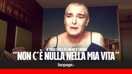 "Sinéad O'Connor disperata in lacrime: ""Se fosse per me, me ne sarei già andata"""