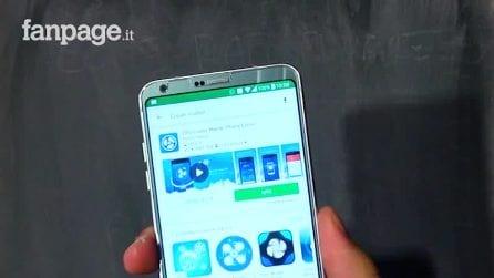 App per raffreddare lo smartphone o il tablet Android