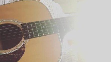 Emma Marrone suona la chitarra su Instagram e fa sognare i fan con un suo brano