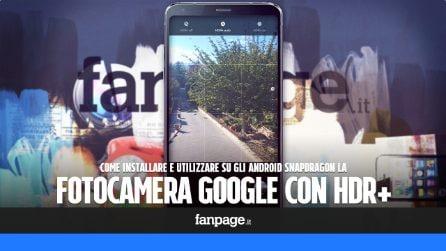 Installare la (fantastica) fotocamera del Google Pixel sugli altri Android