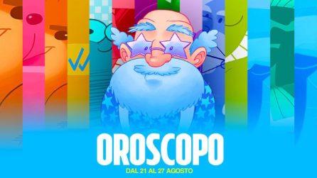 Oroscopo Fanpage dal 21 al 27 agosto 2017 – a cura di Pierre Newton
