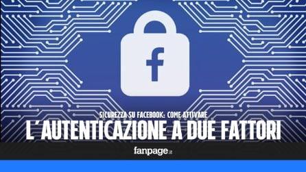Sicurezza Facebook: abilitare l'autenticazione a due fattori con il generatore di codici