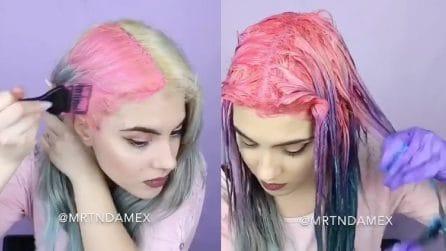 Tinge i capelli in questo modo: il risultato finale è incredibile