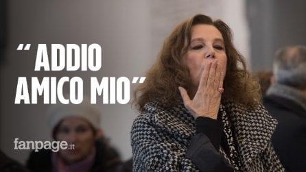 Camera ardente Bernardo Bertolucci, Stefania Sandrelli: 'Senza di lui siamo tutti più poveri'