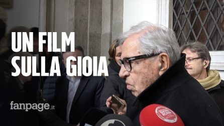 """Bertolucci, la commozione di Paolo Taviani: """"Mi aveva detto di voler girare un film sulla gioia"""""""