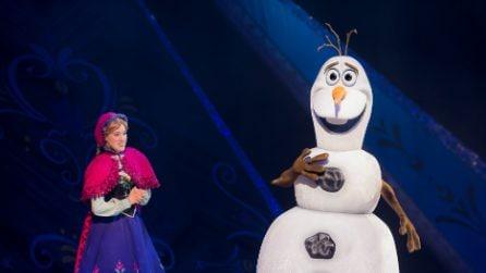 Le Fiabe Incantate: le avventure Disney sul ghiaccio arrivano in Italia