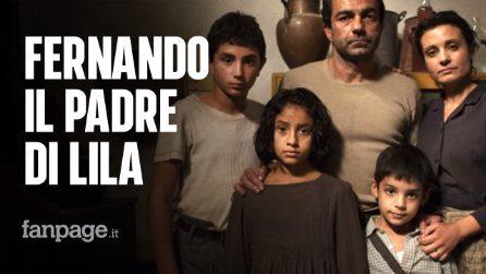"""Antonio Buonanno è Fernando Cerullo ne L'Amica Geniale: """"Le capacità di Lila minacciano Fernando"""""""