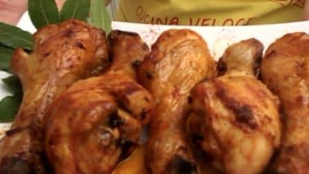 Pollo speziato al forno: un secondo piatto da leccarsi i baffi