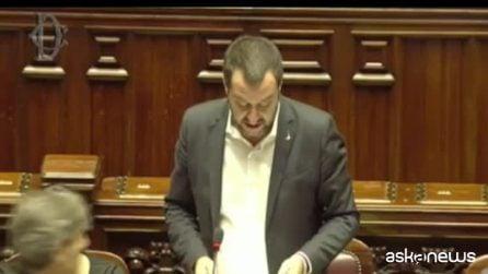 La Camera vota sì alla fiducia sul decreto sicurezza