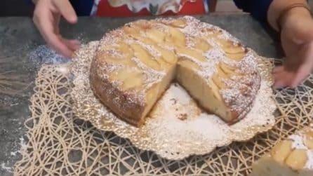 Torta di mele: un dolce soffice e goloso dal profumo irresistibile