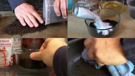 Come riutilizzare i fondi del caffè: usali nella pulizia della cucina