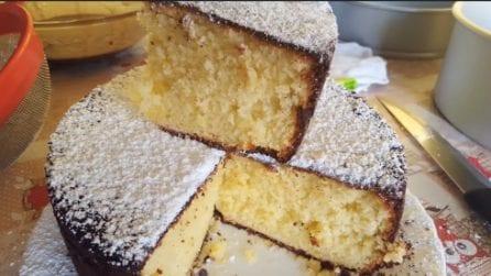 Torta al limone: per una torta soffice dall'aroma incredibile
