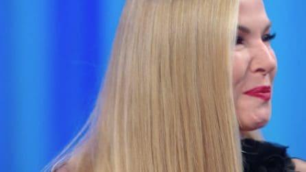 Maurizio Costanzo Show, Federica Panicucci scoppia in lacrime