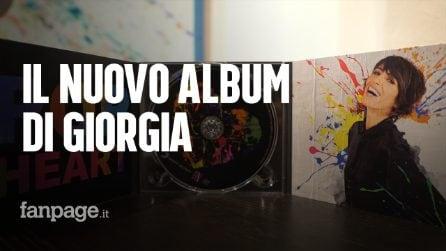 """""""Pop Heart"""", Giorgia rilegge Pino Daniele, Ferro e Jovanotti: """"Il pop è ciò che ci accomuna tutti"""""""