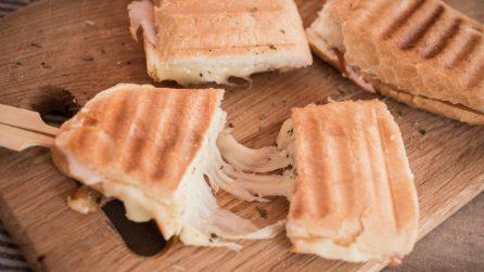 Sandwich Skewer