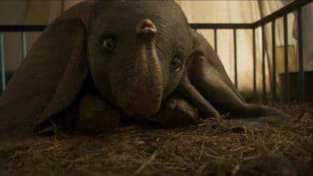 Dumbo, il nuovo trailer italiano