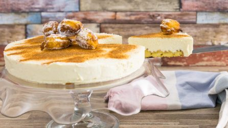 Cheesecake di churros: l'intreccio di due dolci che vi faranno impazzire!