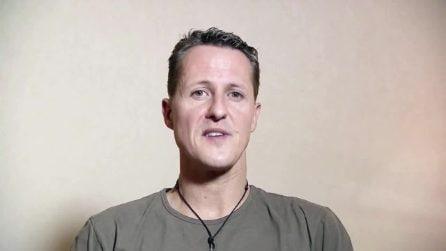 """Schumacher, l'intervista prima dell'incidente: """"La vittoria con la Ferrari l'emozione più bella"""""""