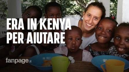 """Italiana rapita in Kenya, i colleghi: """"Era entusiasta, voleva tornare per dare una mano"""""""