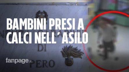 Bambini presi a calci dal maestro, scoperto un asilo degli orrori in provincia di Milano