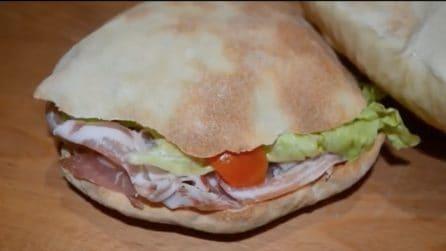Pane arabo con lievito madre: la ricetta per evitare sprechi