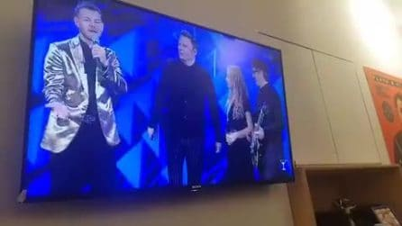 "Alessandro Cattelan dice ""Mimicchio"" a X-Factor"