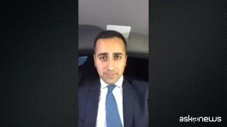 Di Maio: salta mio comizio a Corleone, candidato M5s ha sbagliato