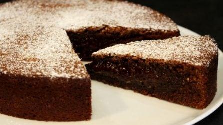 Cioccolato fondente e nocciole: il dessert delizioso e semplice da preparare