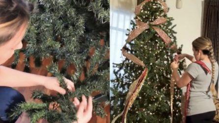 Come realizzare un bellissimo albero di Natale: dal montaggio alla decorazione