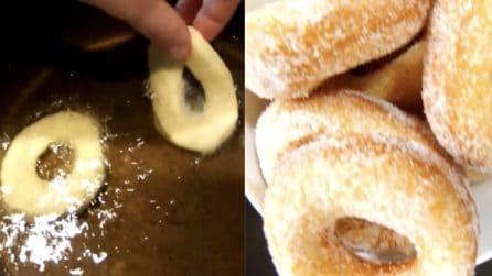 Graffe soffici senza patate: il dessert che rende tutti felici