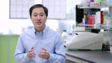 Le gemelline cinesi Lulu e Nana sono i primi bambini geneticamente modificati della storia