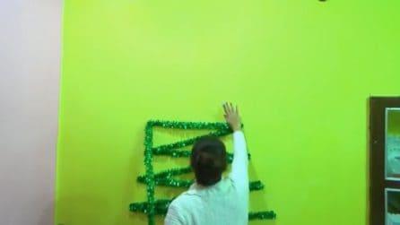 Un'idea economica per non rinunciare all'albero di Natale: come creare l'atmosfera in pochi minuti