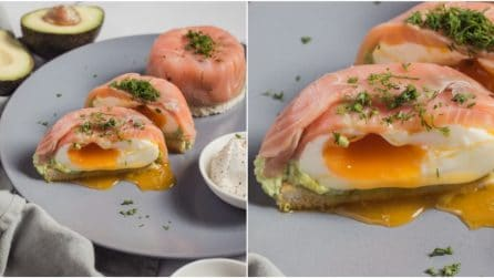 Salmon dome: easy and delicious!