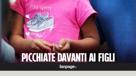 """Sgombero Indipendenza, il racconto delle donne: """"Picchiate davanti ai nostri bambini"""""""